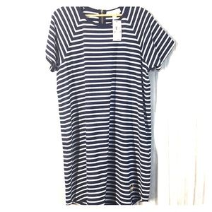 Michael Kors |Navy Blue T-shirt Dress | Size 1X